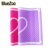 Newest 2 Colors Nail Art Table Mat Cute Point Lace Silicone Foldable Washable Manicure Nail Tools