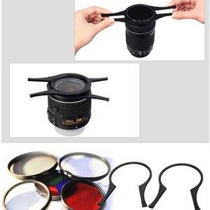 Image 5 - Kamera filtr obiektywu klucz narzędzie do usuwania zestaw 37mm46mm 49mm 52mm 55mm 58mm 67mm 72mm 77mm 82mm 95mm filtr obiektywu narzędzie do usuwania