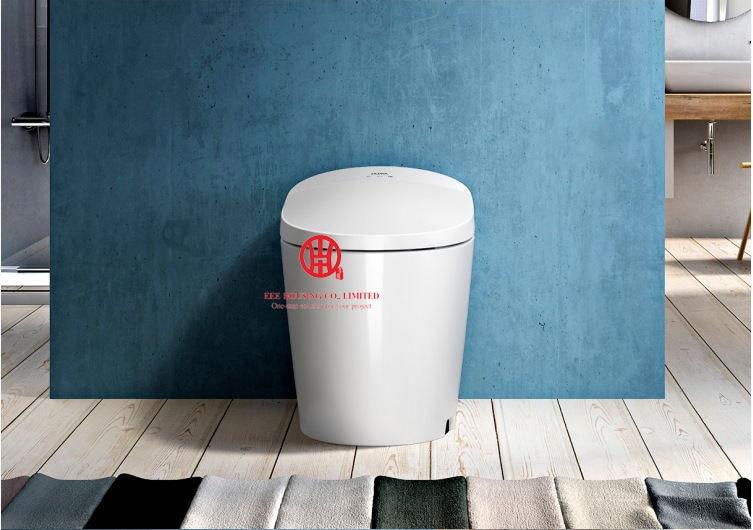 S Trap Smart Heated Toilet Seat Bidet Toilet Seats