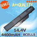 Battery For Compaq 510 511 610  for hp 550 Business Notebook 6720s 6730S 6735S 6820S 6830S 6720s/CT 6730s/CT 5200mAh 8 cells