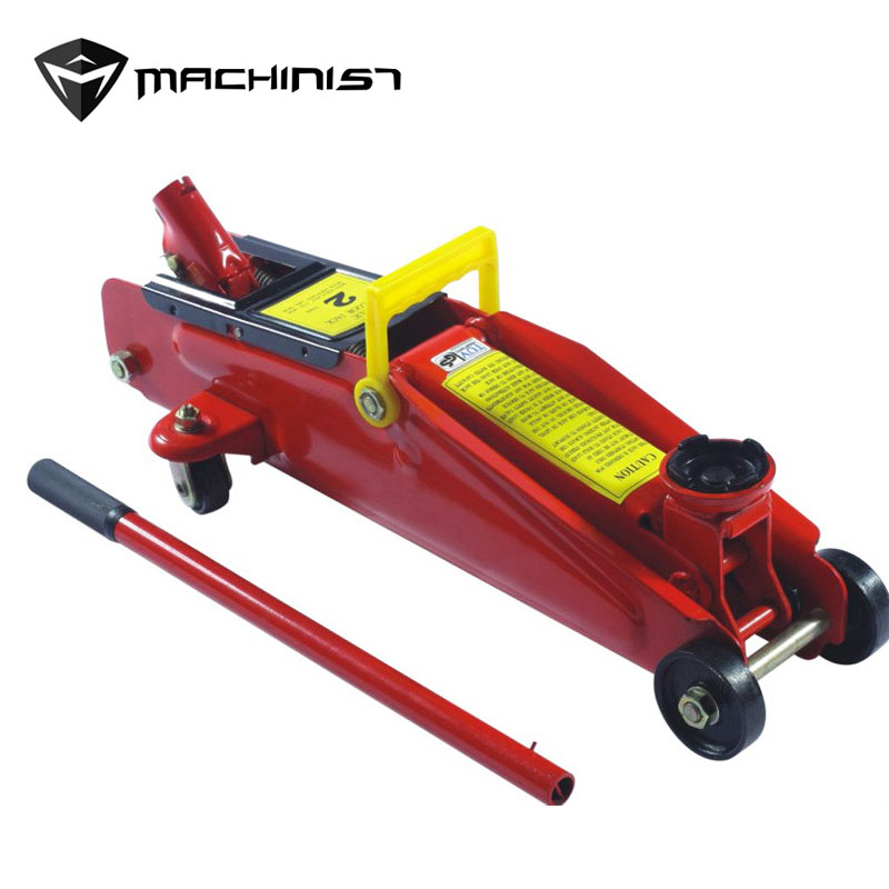 1pc 2Ton Lifting Car jack Vehicular oil pressure car jack Lifting Jack Automotive Lift for Car Truck Caravan Tractors Tool newest 12v automotive electric car jack scissor lift 2 ton lifting jack auto emergency equipment impact wrench