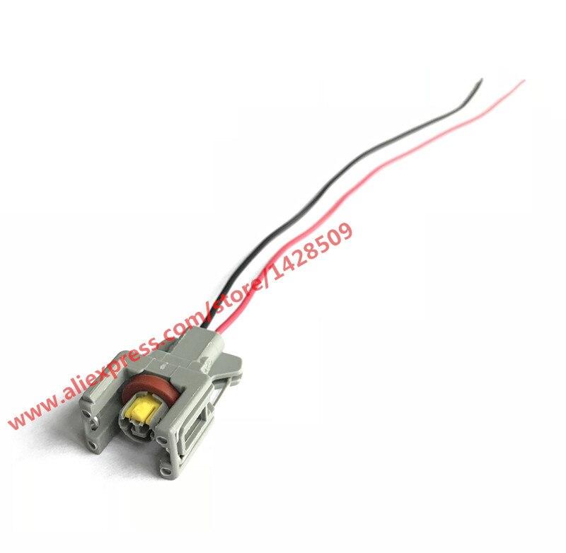 2Pin Auto Fuel Connector Spray Nozzle/Oil Atomizer Plug,Car Electrical Plug For Delphi Connectors With Wires