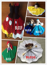style lovely Princess Inspired Lovey doll style  Security Blanket