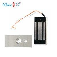 DWE CC RF door locks rf mini safe 12v electric EM maglock cabinet magnetic lock 60kg 100pounds