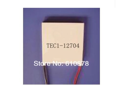 4A 15.4V TEC1-12704 30*30 12704 TEC Thermoelectric Cooler Cool Cooling Module,Thermoelectric Cooler Peltier 2pcs lot tec1 12704 12v4a 30 30 12704