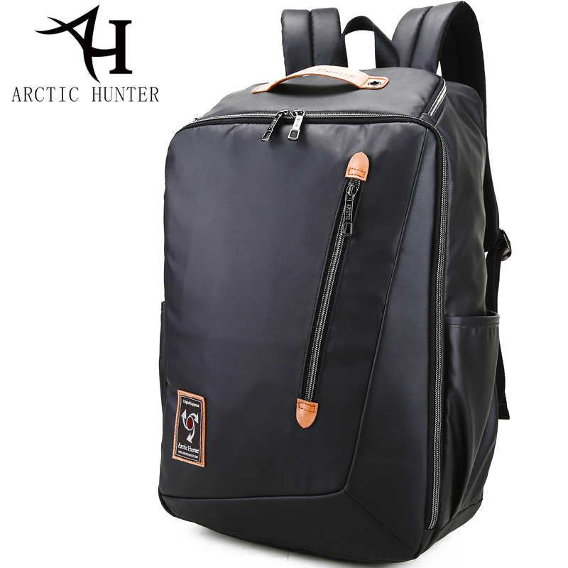 ARCTIC HUNTER Waterproof School Backpack Bag For College Simple Design Men Casual Male New Backpack School 14 Inch Laptop Bag комод лидер 4 1 с надставкой
