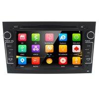 Для Vauxhall Opel Astra H G J Vectra Антара Zafira Corsa 7 сенсорный экран автомобиля DVD gps Радио стерео двойной мультимедийных DIN
