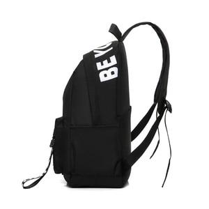 Image 2 - Mochila de gran capacidad a la moda para hombre y mujer, bolso escolar de nailon para adolescentes, bolso informal para estudiantes, mochila para chicas adolescentes