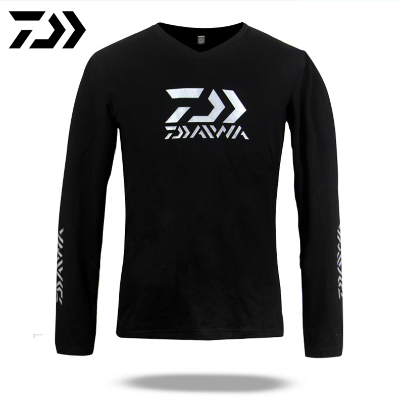 Man Outdoor Sport Long Sleeve Shirt Breathable Quick-dry Anti-UV Fishing Clothes