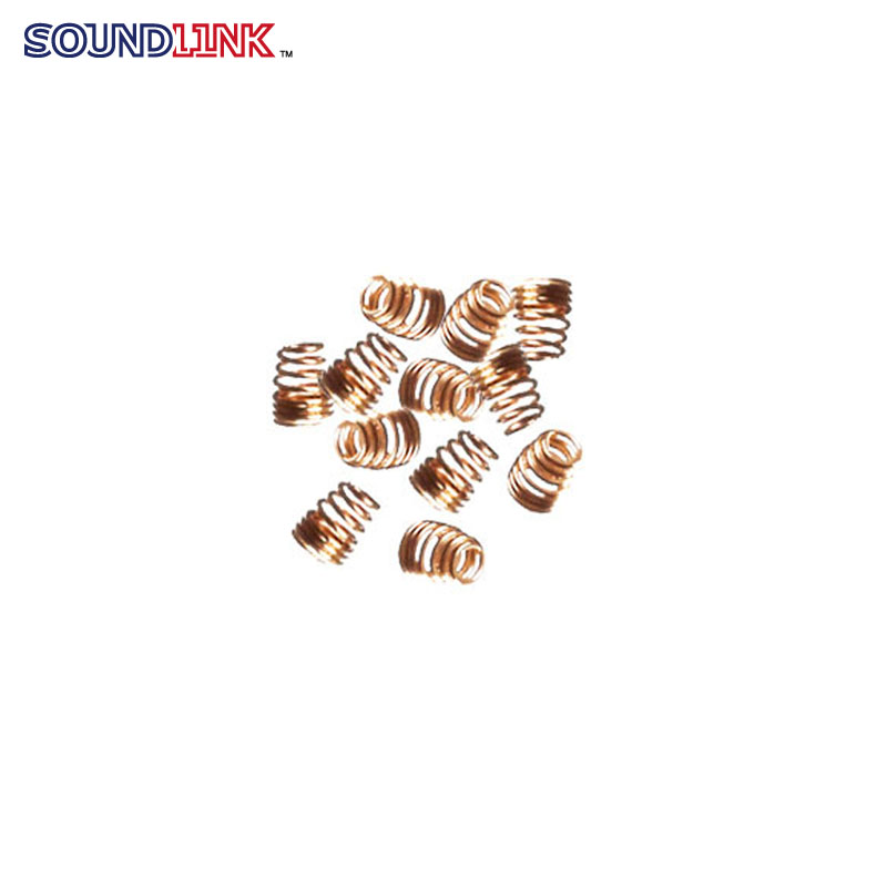 Health And Beauty Aids: 10 PCS Hearing Aid Wax Spring Prevent Ear Wax Entering