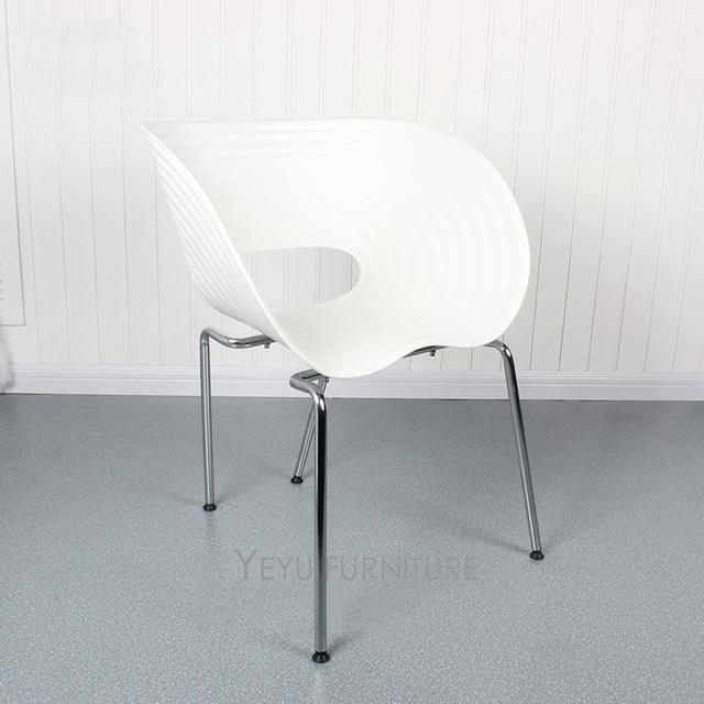 Modernes Design Kunststoff Metall Klassische Design Stuhl Beliebte