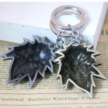 Dragon ball key chain Logo Pendants Zinc Alloy Keyrings Lovely Gift (2 colors)