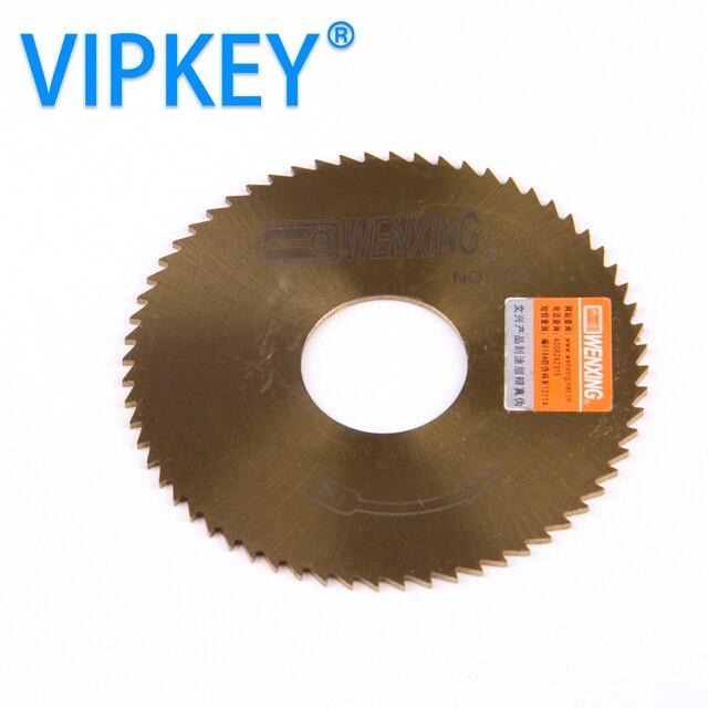 №: 0022 титанизирующий ключ WENXING, режущий диск 70*22*1,3 мм, лезвие пилы