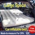 SUV Colchão Inflável Viagem Camping Car Back Seat Descanso Dormir Cama Sexo Colchão Com Bomba de Ar Do Carro Acessórios Do Carro