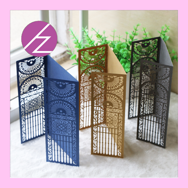 2017 50pcs Lot Hot Sell Laser Cut Cards Paper Crafts Various Kinds