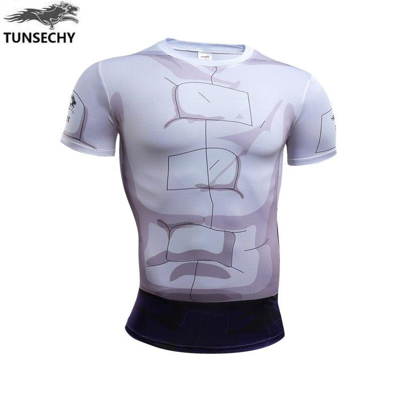 New 2017 Popular anime naruto Sasuke character design digital printing short sleeve T-shirt brand men's fashion T-shirt