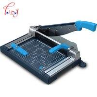 A4 pesado cortador de papel pila Cúter máquina Perforadoras de papel multifuncional Cúter chapa de aluminio cobre