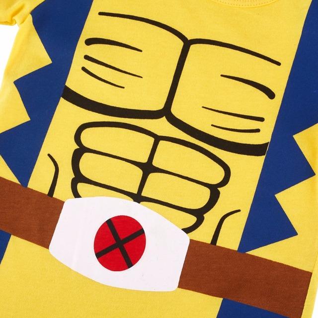 Bébé Garçon X-Hommes Costume Barboteuse Infantile Wolverine Mignon Salopette Parti Combishort 0-24 Mois