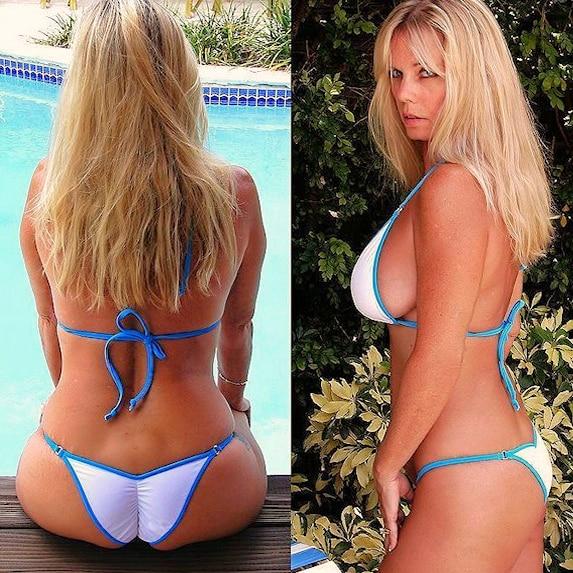 Butts bikini Ariel Winter