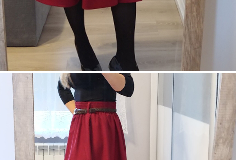 Surmiitro Midi Knee Length Summer Skirt Women With Belt 19 Fashion Korean Ladies High Waist Pleated A-line School Skirt Female 14