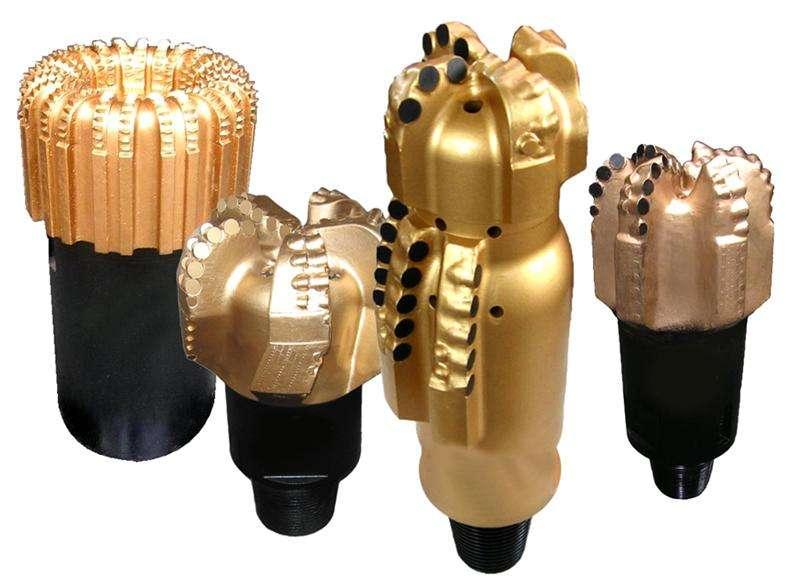 8 1/2 Matrix body PDC drill bit / diamond PDC bits 98mm steel body pdc bit good price