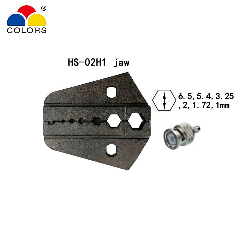 HS-02H1 jaw