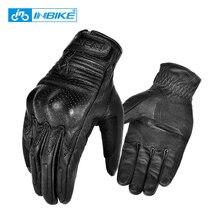 INBIKE Motorcycle Gloves Men Motocross Full Finger Riding Motorbike Moto Profession Guantes
