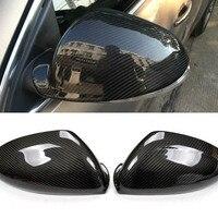 سيارة باب جانبي مرايا الرؤية الكربون الألياف Replacment غطاء ل بويك ريغال 2009 2015 view mirror carbon fiber mirror covercarbon mirror cover -