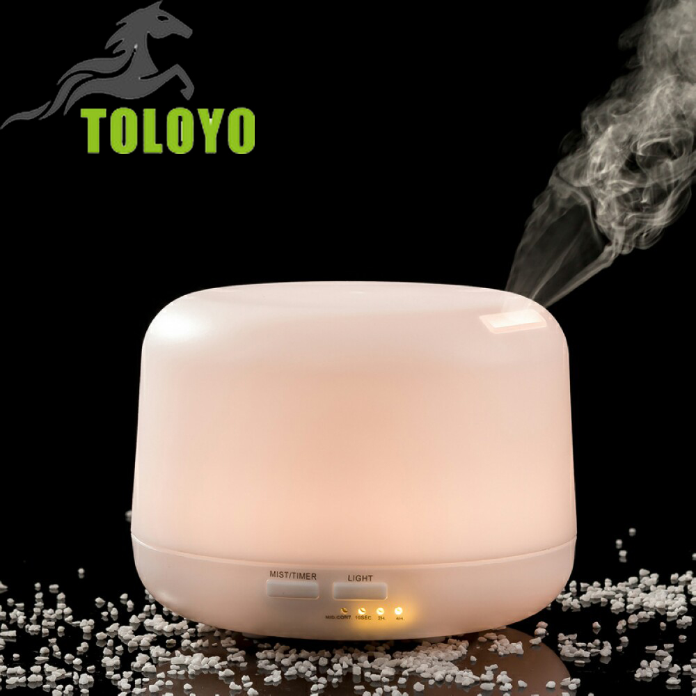 TLY-32 300ML Electric Aromatherapy Essential Oil <font><b>Aroma</b></font> <font><b>Diffuser</b></font> <font><b>Ultrasonic</b></font> <font><b>Air</b></font> <font><b>Humidifier</b></font> With Led light 110V-240V for Home
