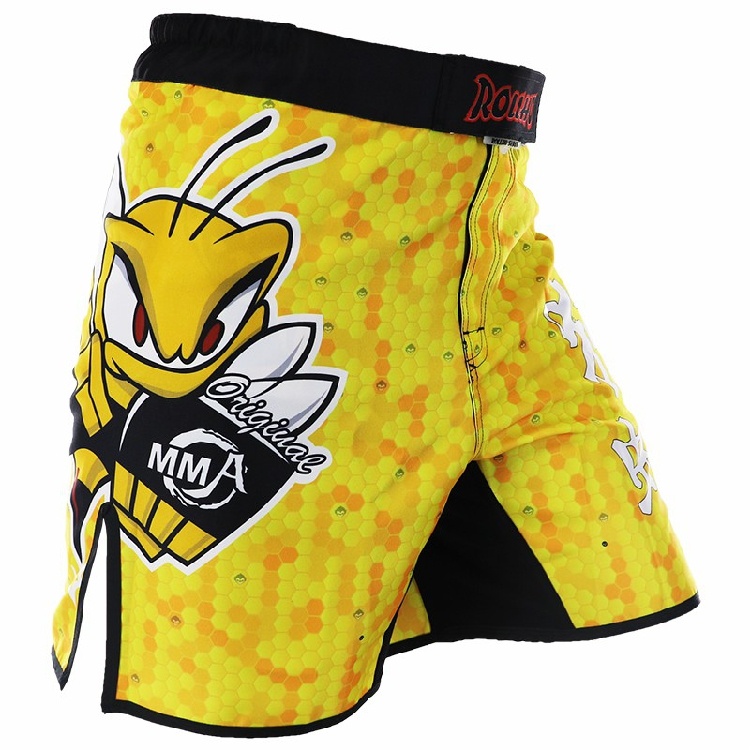 Soft monkey ROLLHO fight shorts MMA fitness sanda martial arts martial arts taijiquan fight for men