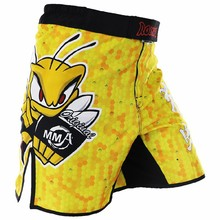 Soft monkey ROLLHO fight shorts MMA fitness sanda martial arts martial arts taijiquan fight for men's stretch sports(China)