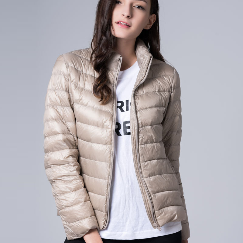 Short Down Jacket Women'S | Outdoor Jacket