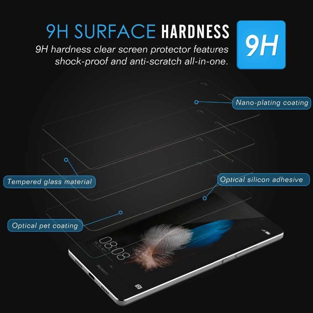 Абсолютная новинка! Премиум закаленное Стекло для Huawei Honor 5A lyo-l21 LYO L21 спереди Экран защитная пленка закалённое Стекло пленка для Honor 5A 5,0 дюймов