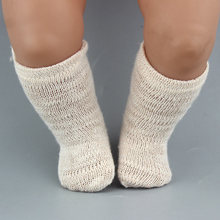 Socks Fit For 43cm   Doll 17 Inch Reborn Babies Doll Accessoires
