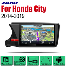 Auto Player GPS Navigation For Honda City 2014~2019 Car Android Multimedia System Screen Radio Stereo auto player gps navigation for honda city 2014 2019 car android multimedia system screen radio stereo