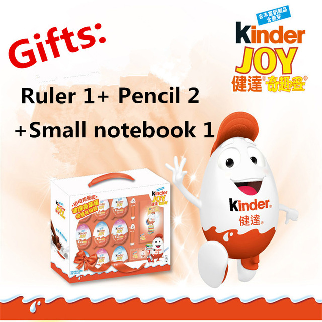 Aliexpress.com : Buy Kinder Surprise Eggs Gift Boxes With 9 Eggs ...