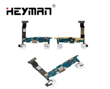 Home menu return Button for Samsung N910F Galaxy Note 4(charge connector microphone with components)Flex Cable Replacement parts cheap Heyman