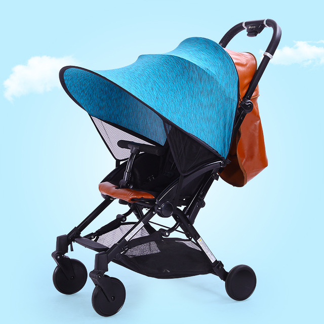 Sunshade Baby stroller awning Rag Shade Blocks 99% UV UVB Sun Rays umbrella car Canopy & Sunshade Baby stroller awning Rag Shade Blocks 99% UV UVB Sun Rays ...