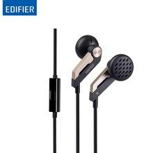 EDIFIER P186 In ohr Hifi Kopfhörer Hohe ende Akustische Konfiguration Headset Noise Cancelling Kopfhörer mit mic für PC MP3 laptop