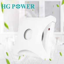 Home Ventilation Exhaust Fan Wall Mounted 10W 220V 4 Inch Strong Power Exhaust Fan Low Noise Bathroom Kitchen Garage Air Vent