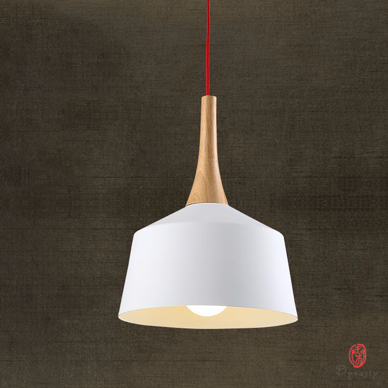 Modern Europe Pendant Lamp Wooden Iron Fancy Hanging Lights E27 Holder LED Fixture Restaurant Foyer Cafe Decorative Free Ship modern retro simple personality wooden wood cafe love bar restaurant heart shaped led hanging fixture pendant lights lamp