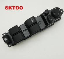 купить SKTOO window lifter switch for 2007-2013 Mazda 2 glass lifter switch left front door and window switch дешево