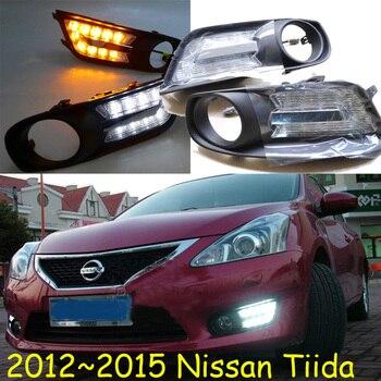 2011~2015 Tiida daytime light,Free ship!LED,Tiida fog light,aprio,almera,cabstar;Tiida