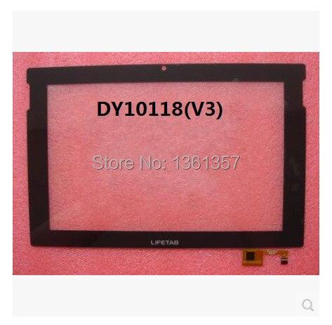 Новый 10.1 дюймов LIFETAB tablet емкостный сенсорный экран DY10118 (V3) бесплатная доставка