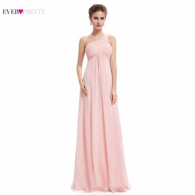 Tienda Online [Grandes Ventas] elegantes Vestidos de Noche de Un ...