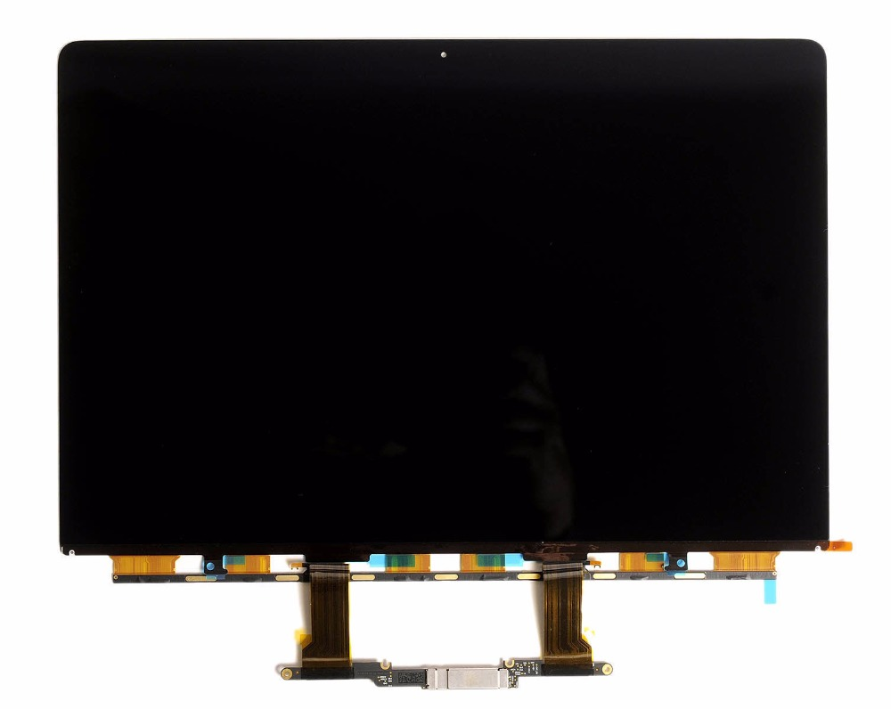 Original New Laptop Screen 15 For MacBook Pro A1707 LCD Screen Display 2016 Replacement Working Tested original a1297 lcd screen flex cable 17 inch for apple macbook pro replacement laptop repair parts tested working well