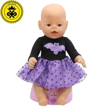 42c5314b27623 15 Colors Princess Dress Doll Clothes fit 43cm Baby Born Zapf Doll ...