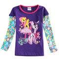 Marca camisa da menina t, roxo camisa dos miúdos t, crianças camisas de t, t-shirts para crianças, t-shirt do bebê, camisetas para meninas enfant