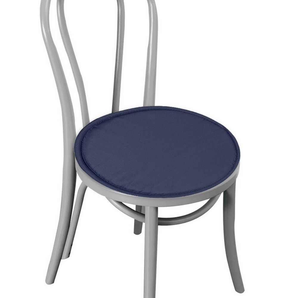 13 cor Rodada Almofada Do Assento Cadeira Almofada Almofada Do Assento Não-deslizamento Sofá Decorativo Travesseiro Macio Para Cadeira Cadeira de rodas 36x36 cm