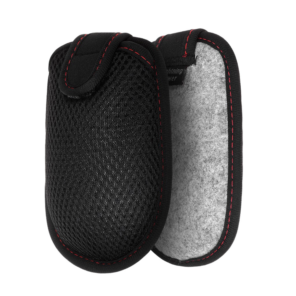 Mouse Bag For Universal Wireless Mouse MX Master Travel Protective Case Cover Black Bag  Case For Mouse Drop Shipping 416#2